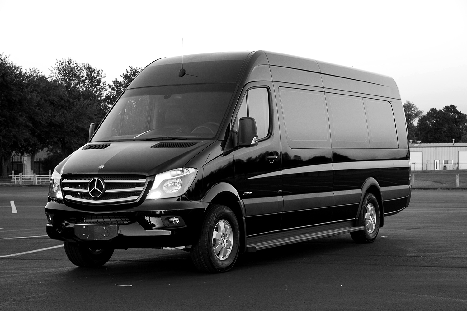 Executive Van transport